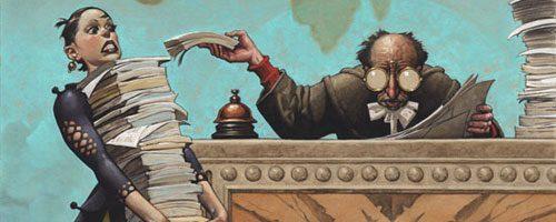 La guerra della burocrazia