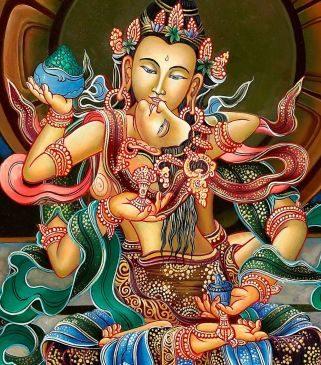 i misteri del buddismo tantrico